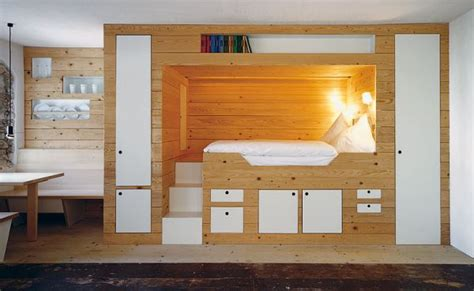 Cabin Beds With Wardrobe by The Berge A Comfortable Cozy And Inviting Winter