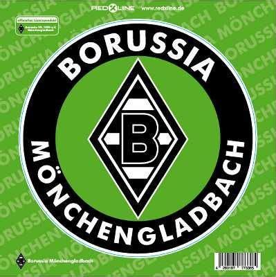 Dortmund Autoaufkleber by Borussia M 246 Nchengladbach Auto Aufkleber Borussia Mg