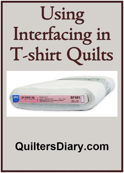 Best Fusible Interfacing For T Shirt Quilt by 25 Best Ideas About Shirt Quilts On