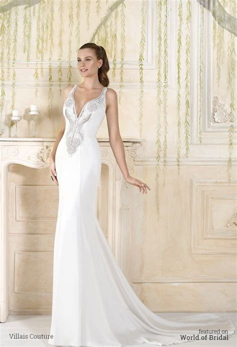 mermaid style wedding dresses villais couture 2016 wedding dresses world of bridal