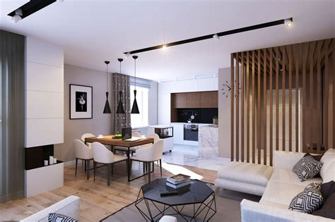contemporary apartment design bogatyrskiy modern apartment by geometrium caandesign
