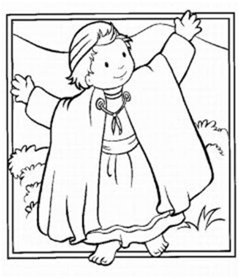 Joshua 7 Coloring Pages by Joshua Story Colouring Pages