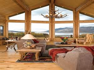 rustic cabin interior design ideas pictures to pin on