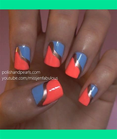 easy nail art for beginners video easy nail art for beginners missjenfabulous f s