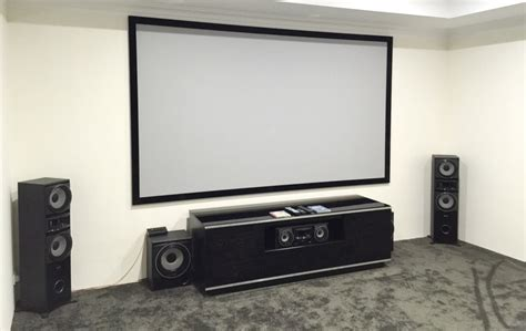 home theatre installation and set up