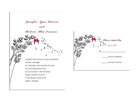 card ideas free templates rsvp card template word portablegasgrillweber