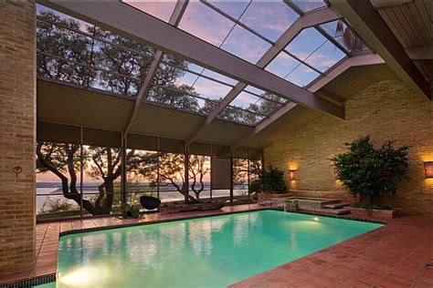 indoor pools for homes three beautiful homes with indoor pools