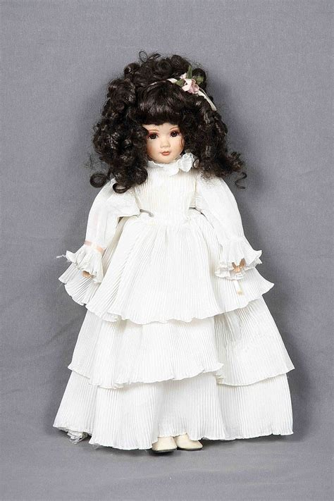 porcelain doll l an antique porcelain doll