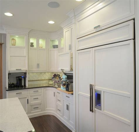 kitchen cabinets appliance garage kitchen cabinets with appliance garages kitchens