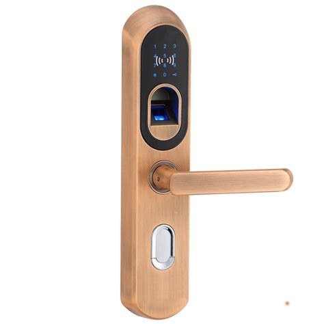 Dropbolt By Acesories Finger Print l04 rfid fingerprint door lock
