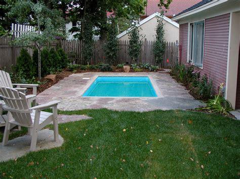 pool in small backyard small urban backyard pool traditional pool