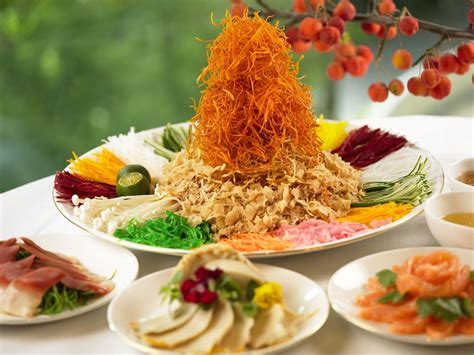 new year yu sheng order 7 new yu sheng to toss for new year 2018 the