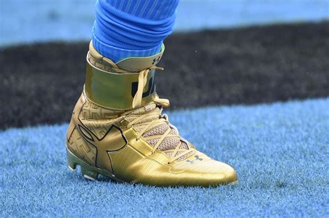 newton football shoes nfl the best cleats worn on the field during week 2