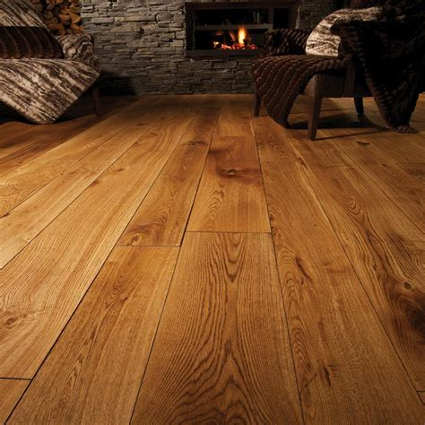 Ted Todd Wide Plank Classic Sherwood Engineered Wood Home