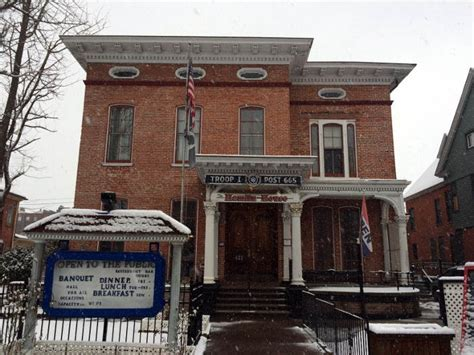 Hamlin House Charms The Soul Step Out Buffalo