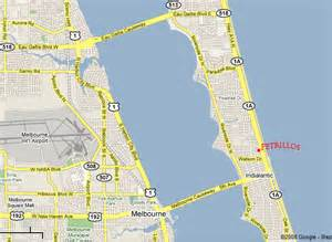 florida a1a map petrillo s location and directions