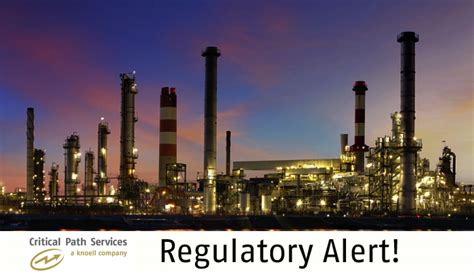tsca section 5 regulatory alert tsca reform and the impact on section 5