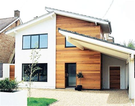modern house cladding modern house design
