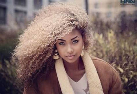 platum blonde hair on black women black girls killing it tumblr style pinterest