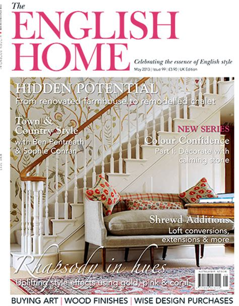 english home design magazines the english home magazine may 2013 187 pdf magazines archive