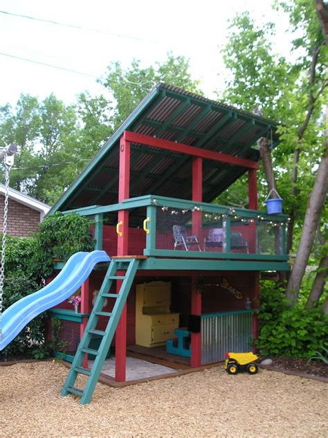 backyard play forts 25 best ideas about play fort on pinterest kids tree