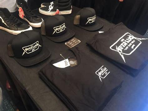 Sepatu Vans X Metallica Stok Terbatas Sepatu Vans X Metallica Dijual Dengan Cara