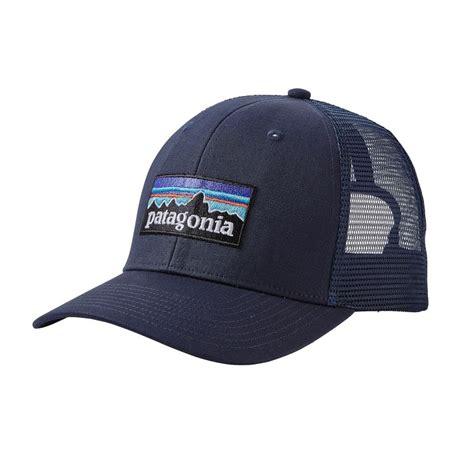 Trucker Hat Or Patagonia patagonia p 6 trucker hat navy blue w navy blue