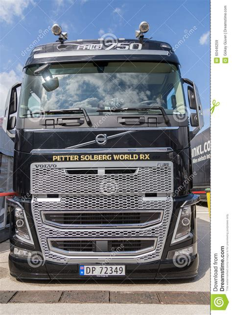 volvo truck images volvo truck editorial stock image image 60446259