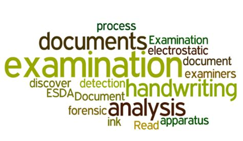Questioned Documents Cases