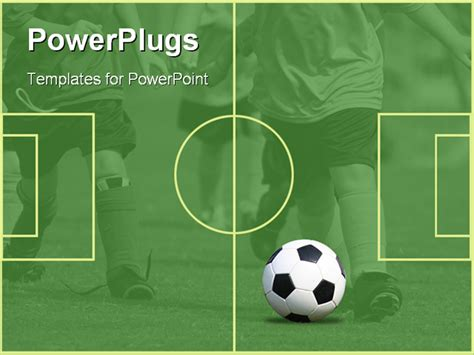 powerpoint templates soccer images powerpoint template