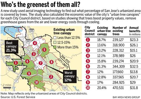 san jose state map of cus nearly 60 percent of urbanized san jose has been paved