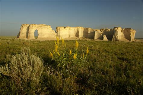 Landscape Rock Ks Bsktgirl Ne Ks Scenery