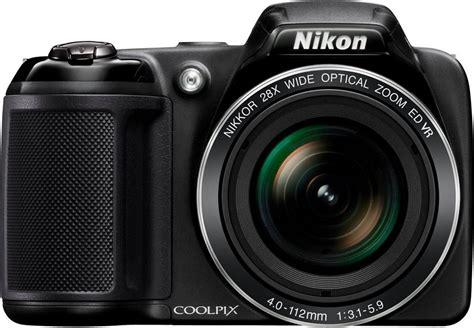Kamera Nikon Coolpix L340 Nikon Coolpix L340 Zoom Kamera 20 2 Megapixel 28x Opt Zoom 7 5 Cm 3 Zoll Display