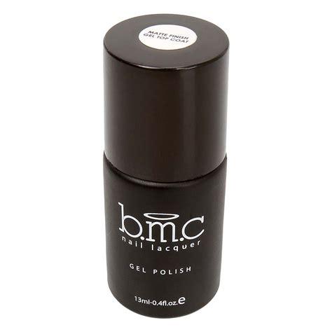 matte gel bmc matte finish uv led nail lacquer gel top coat