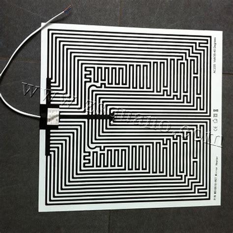 rahmenlose f 252 hrte badezimmerspiegel mit dimmbaren sensor - Rahmenlose Badezimmerspiegel