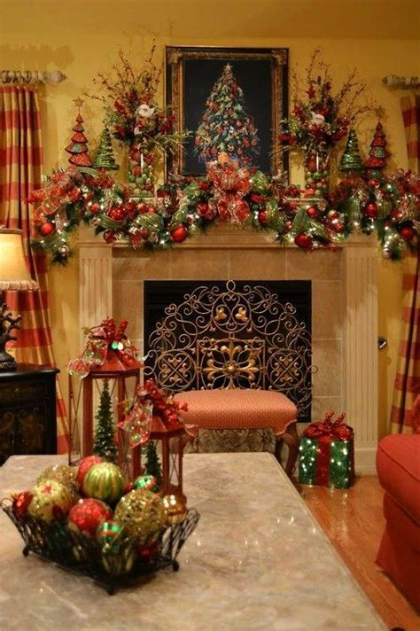 7 Absolutely Beautiful Decorating Inspirations by Southern Living Mantel Decorations Pretty