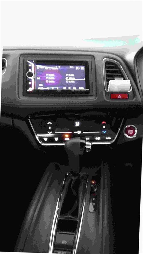 Honda Hrv E 1 5 Cvt hr v honda hrv 1 5 e cvt accessories mobilbekas