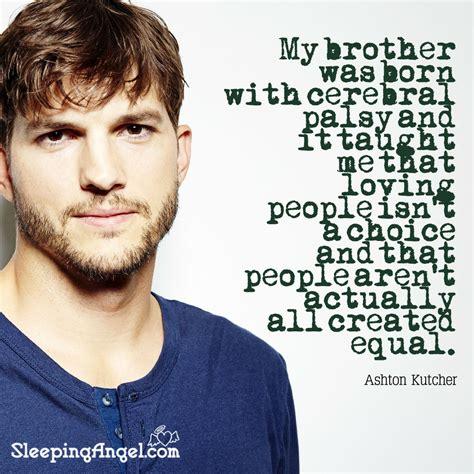 s day ashton kutcher quotes ashton kutcher quote sleeping