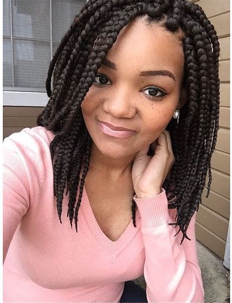 styling short box braids pinterest the world s catalog of ideas