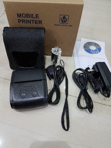 Mobile Mini Printer Bluetooth Eppos Epp200 1 jual mobile mini printer bluetooth eppos epp200 di lapak