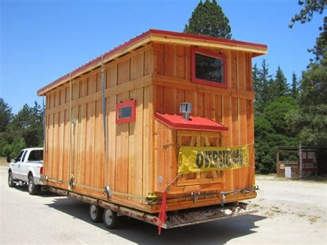 Small Homes On Skids Molecule Tiny Homes 9 X 20 Tiny House Project