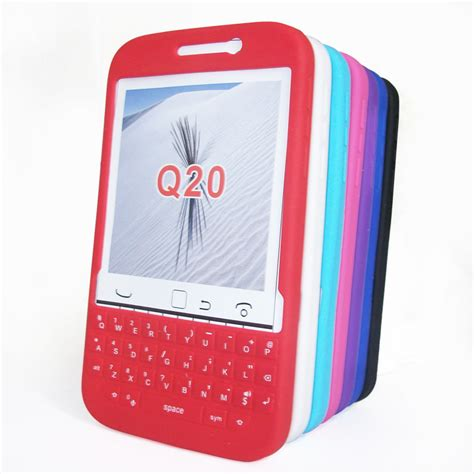 Keypad Blackberry Q20 for blackberry classic q20 silicone 3d keypad phone cases q20 mobile covers soft defender