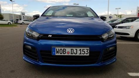 Autodata Vw by 2013 Volkswagen Scirocco R Granskning Bil Recensioner