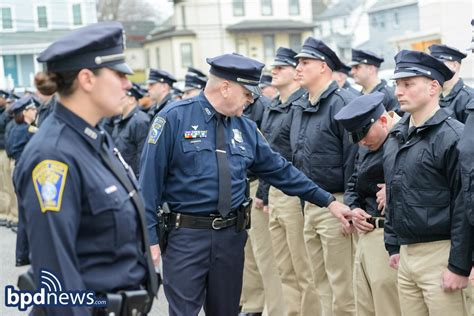 Boston Arrest Records Boston Academy Recruit Class 55 15 Reports For Week Of