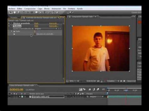tutorial after effect en pdf tutorial after effects eliminar ruido youtube