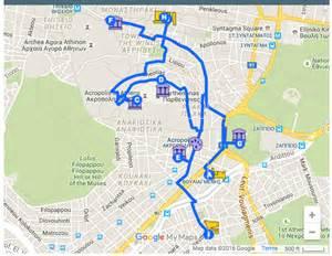 crazyus itinerary walking tour athens greece crazyus