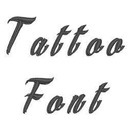 tattoo sketch font by embroidery patterns home format tattoo font by annthegran home format fonts on