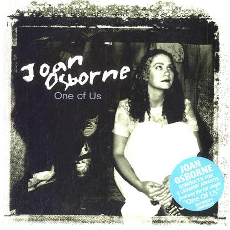 Cd Joan Osborne Early Recordings joan osborne one of us australian cd single cd5 5 quot 595725