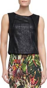 J 48444 Dress Denada waverly grey maize faux leather top black where to buy how to wear