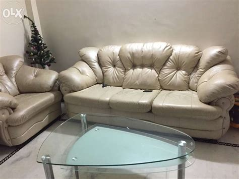 archive 5 seater executive sofa set with godrej interio